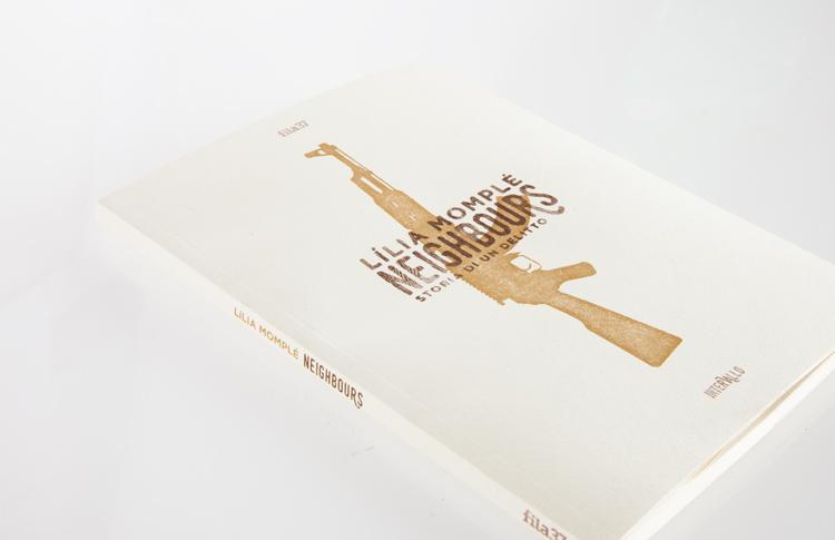Neighbours. Storia di un delitto di Lìlia Momplé, pubblicato da Fila 37 nella collana di letteratura intervallo